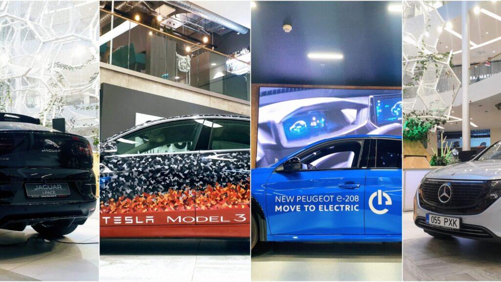 Enimostetud elektriautod Euroopas ja maailmas
